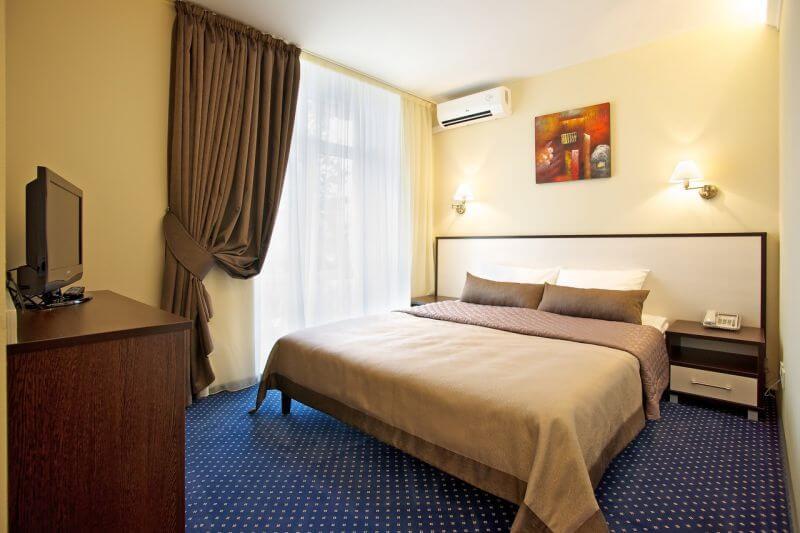 Гостиницы Запорожья