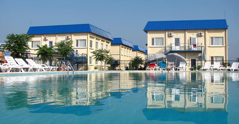 Отели Запорожья с бассейном
